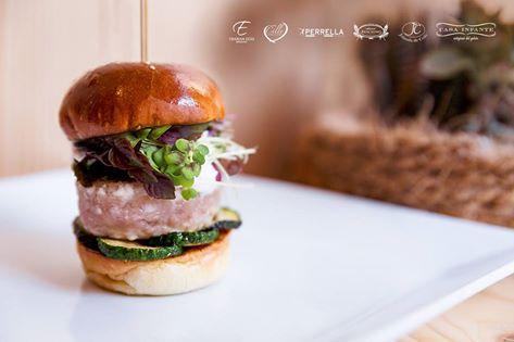 Lo Chef Stellato Francesco Sposito Firma Tre Burger