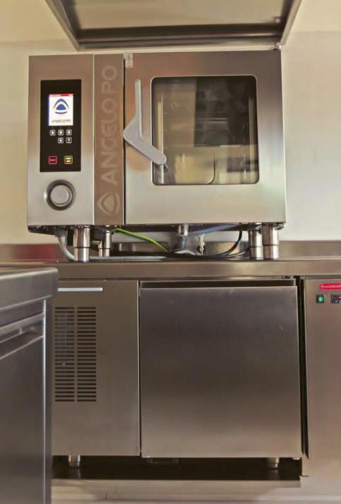 Cucine pi efficienti s grazie agli abbattitori - Cos e l abbattitore in cucina ...