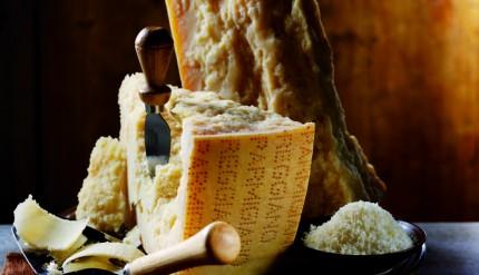 Le immagini di quese pagine sono del Consorzio Parmigiano Reggiano