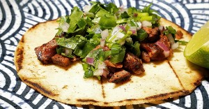 Tacos di bistecca video pg