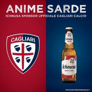 00 Ichnusa e Cagliari Calcio Anime Sarde