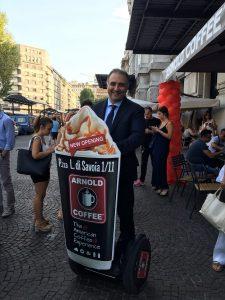 ARNOLD COFFEE Milano_Piazza Luigi di Savoia - Alfio Bardolla 14