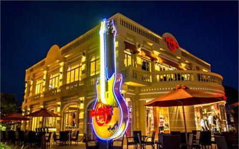 Hard Rock Cafe Vatican City