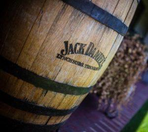 Jack Daniel's Barrel_