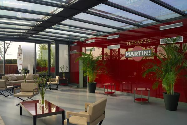 Expo 2015, una Terrazza Martini sul Padiglione Italia - Mixer Planet