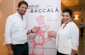 Daniele Tagliapietra e Francesca Romana Barberini