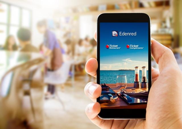 Si rinnova l'app Edenred Fast per la gestione dei buoni pasto