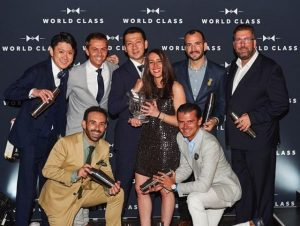 jennifer-le-nechet-with-previous-world-class-bartender-of-the-year-winners