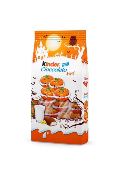 Un nuovo Halloween firmato Kinder - Mixer Planet