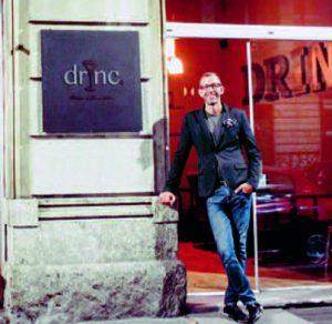 LUCA MARCELLIN SULL'INGRESSO DEL DRINC