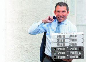 MASSIMO INNOCENTI, AMMINISTRATORE DELEGATO SPONTINI HOLDING