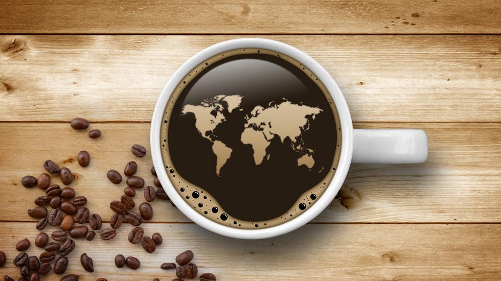 Caff quanto costa un espresso in giro per il mondo for Quanto costa un giro in piscina per costruire