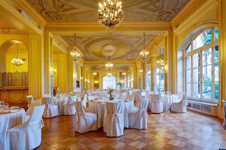 Palermo Villa Igiea  Novembre