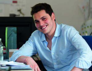 Andrea Farinetti, marketing manager di Fontanafredda