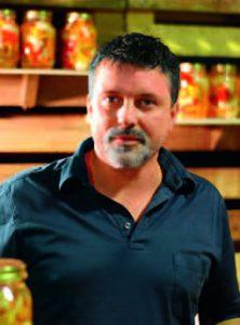 Morgan Pasqual, cuoco titolare dei Cinque-Sensi