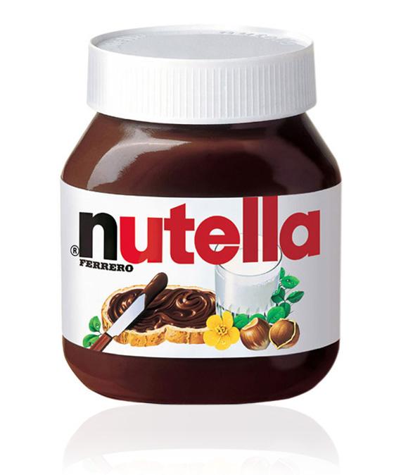 I 10 brand più amati dagli italiani: Nutella al top