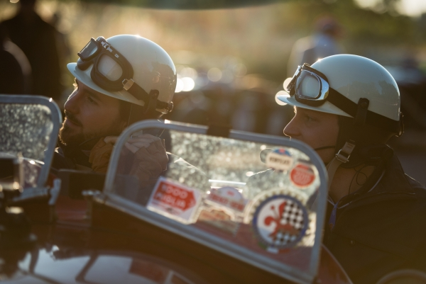 Mille Miglia, incidente al Ferrari Tribute ferite 4 persone