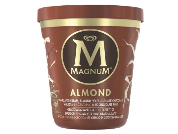 Magnum presenta Magnum Pot, un guscio di delicato cioccolato Magnum che  racchiude un cuore di cremoso gelato, per poter assaporare al meglio il  gusto del