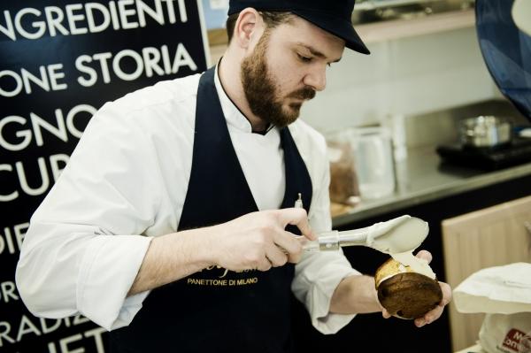 Panettone e gelato lo streetfood dell estate mixer planet for Vergani home arredamento