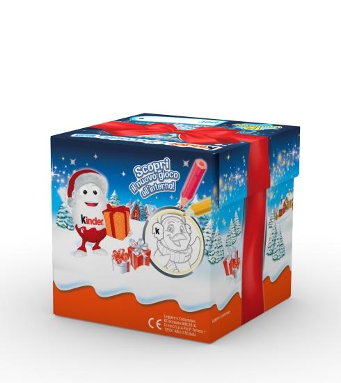 Calendario Avvento Kinder.Il Natale 2017 In Compagnia Di Kinder Mixer Planet