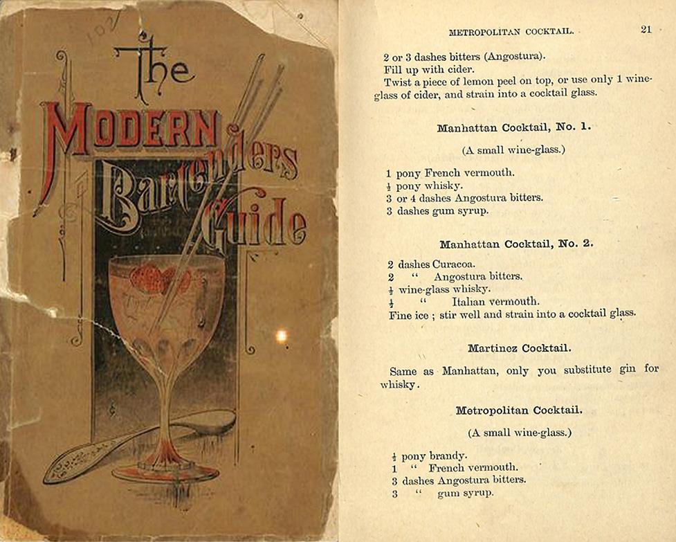 History cocktail fabio camboni ci parla del manhattan for Manhattan cocktail storia