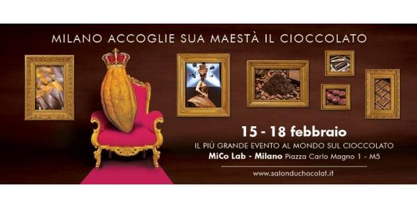 Tutto pronto per la terza edizione del salon du chocolat for I saloni milano 2018