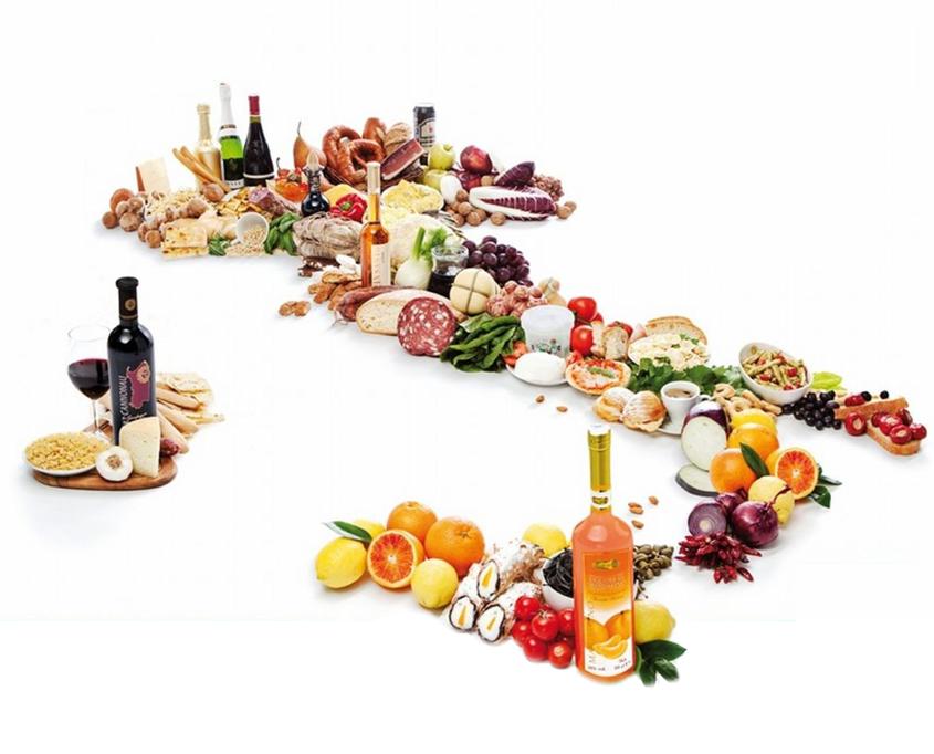 Prodotti dop e igp li utilizzano quasi 9 ristoranti su 10 for Prodotti tipici roma