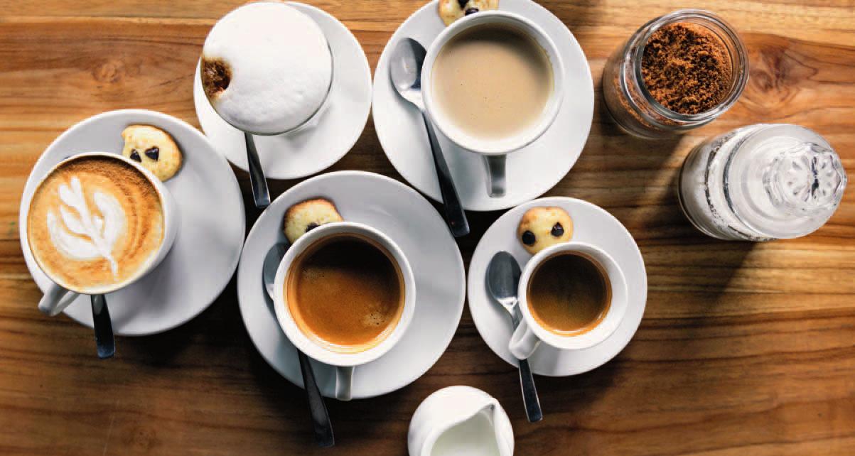 Beviamolo strano: giro del mondo al gusto di caffè - Mixer Planet