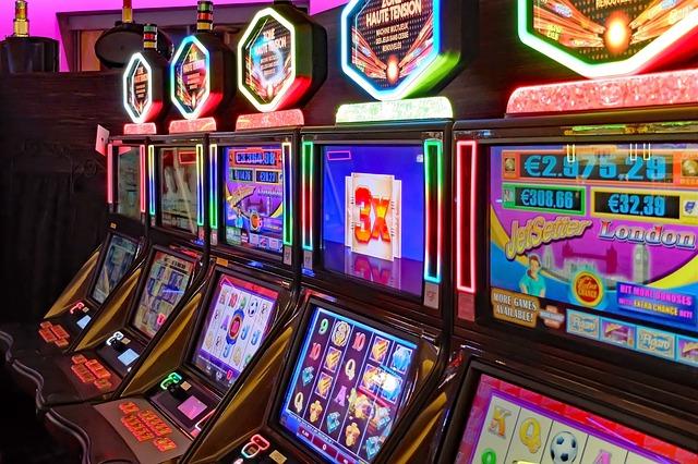Iva slot machine