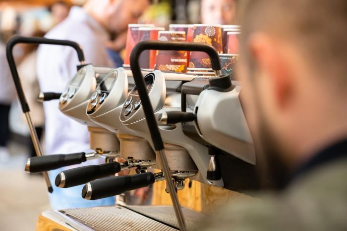 la cimbali e faema partecipano al milan coffee festival. Black Bedroom Furniture Sets. Home Design Ideas