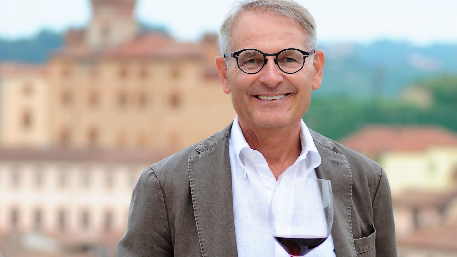 Ernesto Abbona confermato presidente dell'Unione Italiana Vini - Mixer Planet