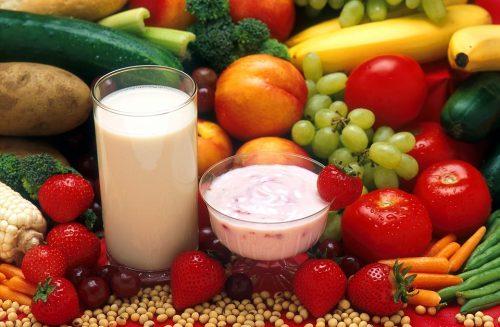 alimentazione corretta per virus intestinale